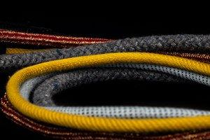 surtressage sur cable électrique