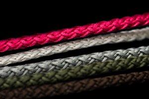 Cordons tricotés