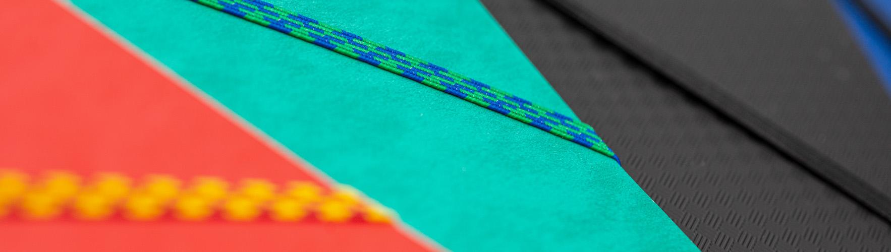 élastique de papeterie