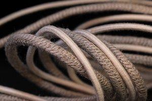 Cordons élastiques en coton bio