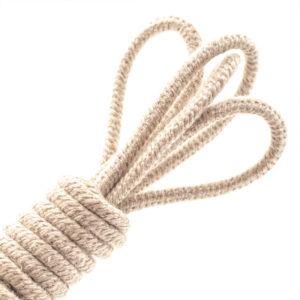 Cordon élastique en coton bio