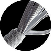 élastique tubulaire